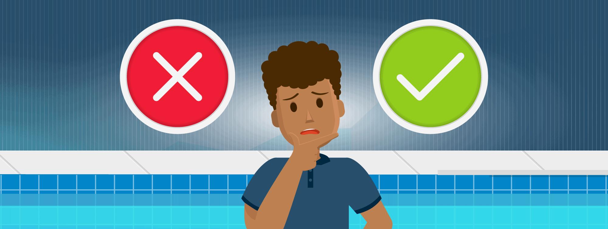 acido cianurico e a superestabilizacao do cloro em piscinas mito ou verdade